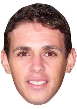 Oscar Brazil Football 2015 Celebrity Face Mask