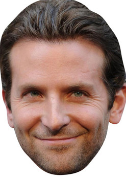 Bradley Cooper Movies Stars 2015 Celebrity Face Mask
