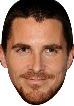 Christian Bale Movies Stars 2015 Celebrity Face Mask