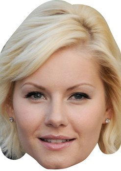 Elisha Cuthbert Movies Stars 2015 Celebrity Face Mask