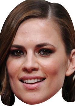 Hayley Atwell Movies Stars 2015 Celebrity Face Mask