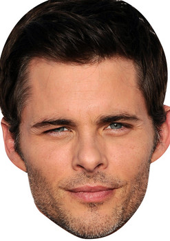 James Marsden Movies Stars 2015 Celebrity Face Mask