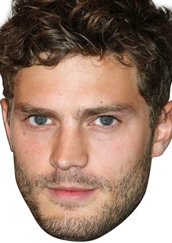 Jamie Dornan Movies Stars 2015 Celebrity Face Mask