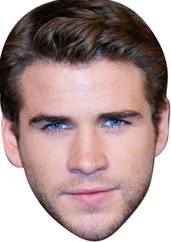 Liam Hemsworth Movies Stars 2015 Celebrity Face Mask