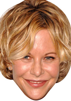 Meg Ryan Movies Stars 2015 Celebrity Face Mask