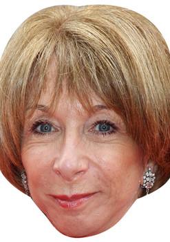 Gail Platt Tv Stars 2015 Celebrity Face Mask