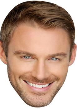Jessie Pavelka Tv Stars 2015 Celebrity Face Mask