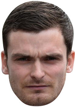 Adam Johnson Celebrity Face Mask
