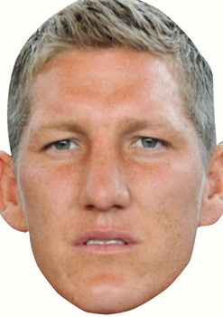 Bastian Schweinsteiger Celebrity Face Mask