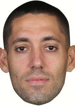 Clint Dempsey Celebrity Face Mask