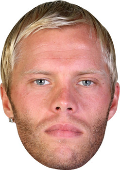 Gudjhonsen Barcelona Footballer Celebrity Face Mask