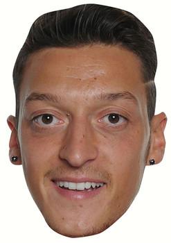 Mesut Ozil Footballer 2 Celebrity Face Mask