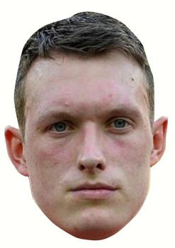 Phil Jones Celebrity Face Mask