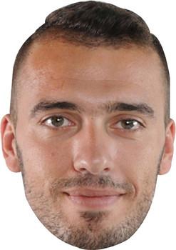 Viviano Arsenal Celebrity Face Mask