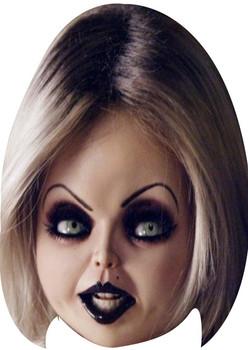Bride Chucky Celebrity Face Mask
