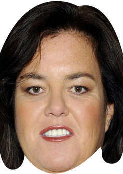 Rosie O Donnell. 2016 Celebrity Face Mask