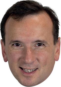 Alun Cairns Uk Politician Face Mask