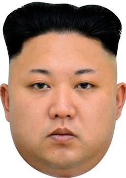 Kim Jung Un Uk Politician Face Mask