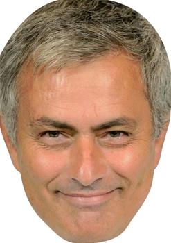 Jose Mourinho Man Utd Manager Footballers Face Mask