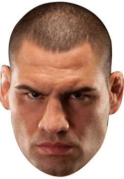 Cain Velasquez  Sports Face Mask