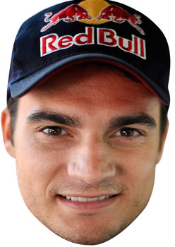Dani Pedrosa Sports Face Mask