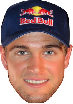 Ryan Dungey Sports Face Mask