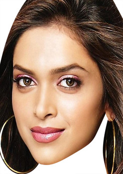 Deepika Padukone 2 Bollywood Face Mask