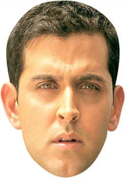 Hrithik Roshan Bollywood Face Mask