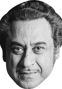 Kishore Kumar Bollywood Face Mask