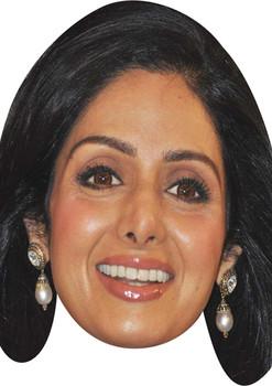 Sridevi Bollywood Face Mask