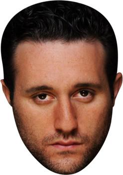 Anthony Costa Celebrity Face Mask