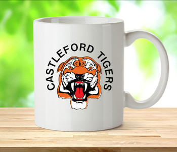 8697 Castleford Tigers Primary 1996 Rugby Mugs