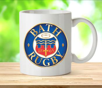 Bath Rugby Rugby Mugs