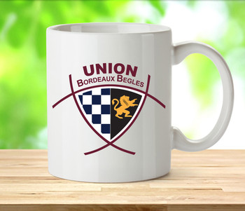 Bordeaux Begles Rugby Mugs