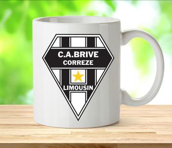 Brive Rugby Mugs