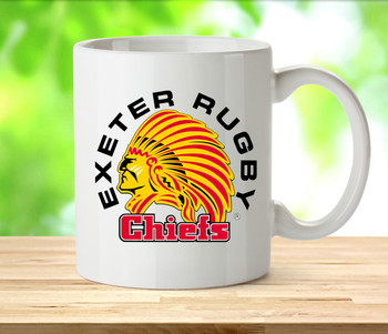 Exeter Chiefs Rugby Mugs