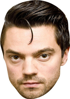 Dominic Cooper Celebrity Facemask