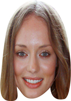 Laura Haddock Celebrity Facemask