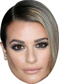 Lea Michele 2 Celebrity Facemask