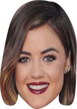 Lucy Hale Celebrity Facemask