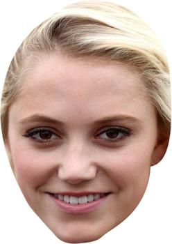Maika Monroe Celebrity Facemask