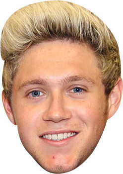 Niall Horan Celebrity Facemask