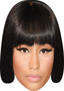 Nicki Minaj 2016 New Celebrity Facemask