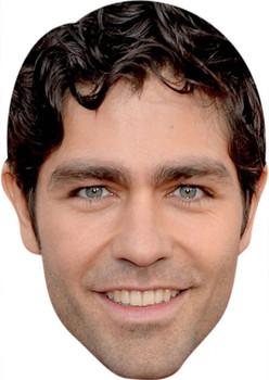 Adrian Grenier Tv Stars Face Mask