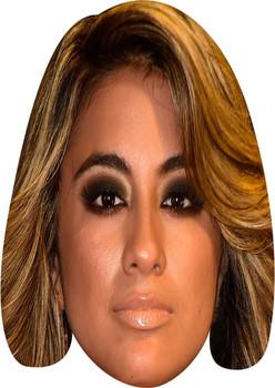 Ally Brooke Tv Stars Face Mask