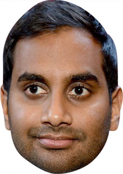 Aziz Ansari Tv Stars Face Mask