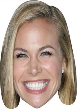 Brooke Burns Tv Stars Face Mask