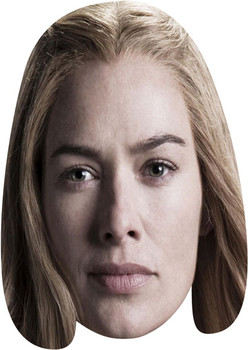 Cersei Lannister Tv Stars Face Mask