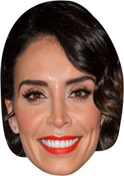 Christine Bleakley  Tv Stars Face Mask