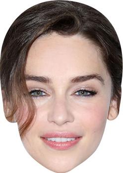 Emilia Clark Tv Stars Face Mask